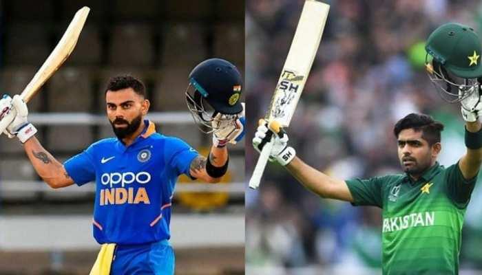 T20 इंटरनेशनल में बाबर आजम नया रिकॉर्ड, इस मामले में विराट कोहली से आगे निकले