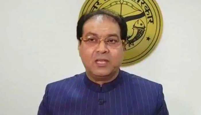 UP सरकार के मंत्री मोहसिन रजा हुए कोरोना पॉजिटिव, ट्वीट कर दी जानकारी