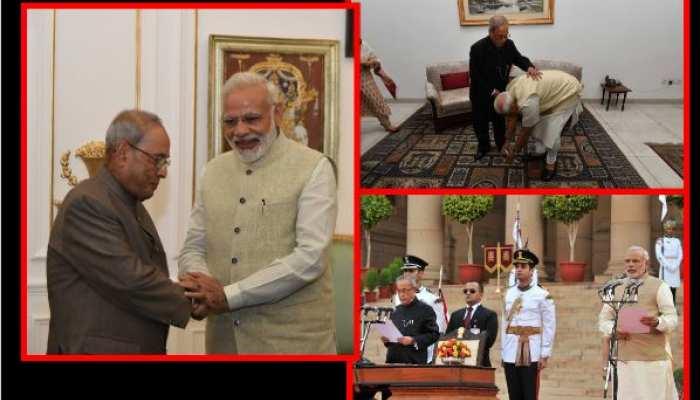 प्रणब दा के निधन पर PM मोदी ने पुरानी यादों को साझा कर व्यक्त किया दुख