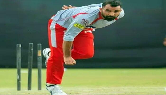 IPL 2020: मोहम्मद शमी की गेंदबाजी से खुश हैं कोच जोंटी रोड्स, तारीफ में कही ये बात