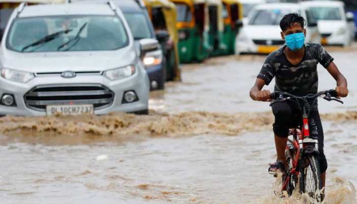 सावधान! अगले 3 दिन भारी बारिश करेगी परेशान, जानिए क्या है मौसम विभाग का पूर्वानुमान