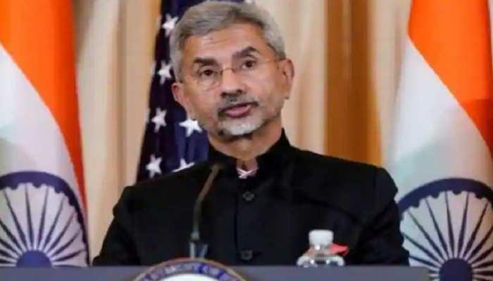 भारत चीन तनाव पर विदेश मंत्री जयशंकर बोले, 'समझ और संतुलन बहुत जरूरी'