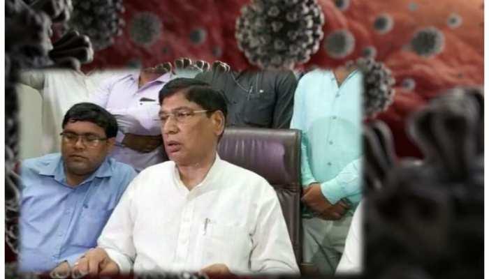 Uttar Pradesh में माननीय हो रहे संक्रमित, योगी सरकार में एक और मंत्री को कोरोना