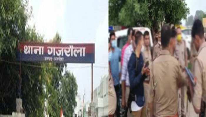 गजरौला पुलिस का कांड: 5 साल पहले फर्जी 'सेक्स रैकेट' का खुलासा कर वाहवाही लूटी, अब उसी मामले में फंसे