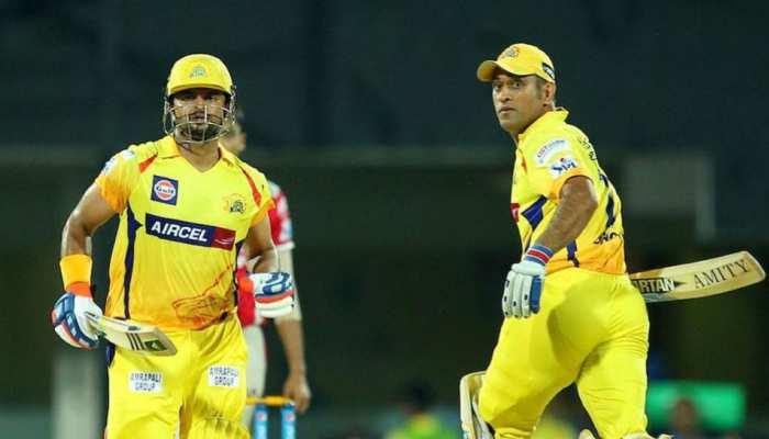 IPL 2020: ...तो क्या धोनी तय करेंगे CSK के साथ सुरेश रैना का भविष्य?
