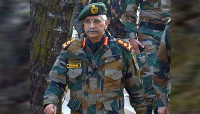 लद्दाख पहुंचे आर्मी चीफ एमएम नरवणे, सिक्योरिटी तैयारियों का लेंगे जायज़ा