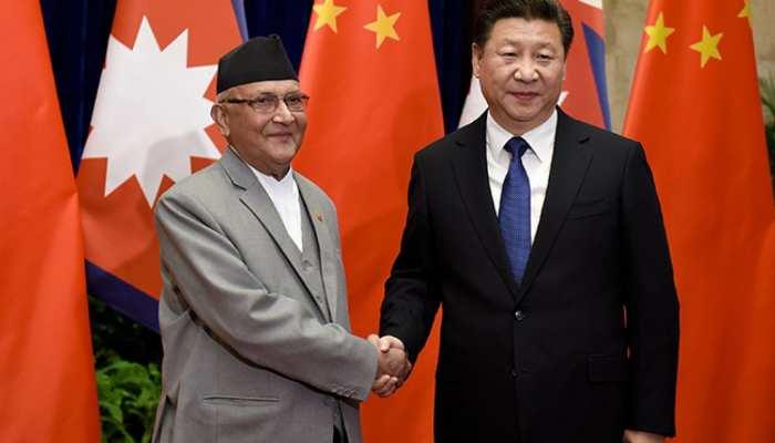 भारत विरोधी प्रदर्शन के लिए नेपाल को फंडिंग कर रहा चीन