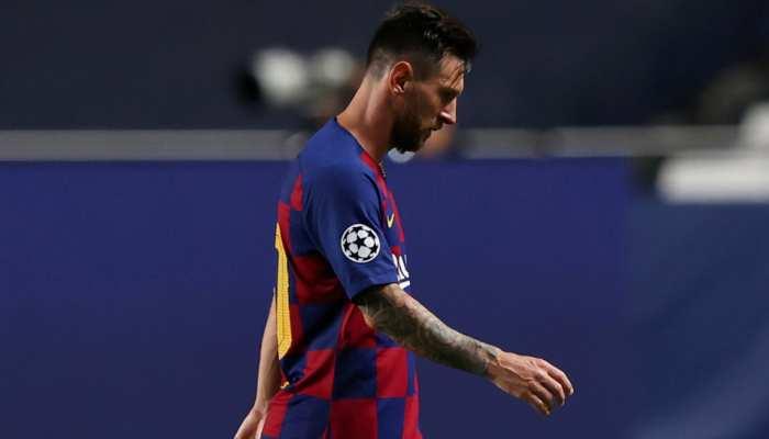 बार्सिलोना टीम में फुटबॉलर लियोनेल मेसी के जुड़े रहने की उम्मीदें बरकरार