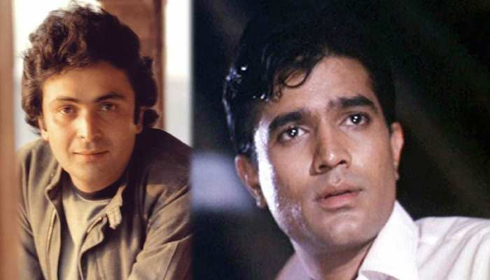 When Rishi Kapoors first girlfriends ring was thrown by Rajesh Khanna into the sea