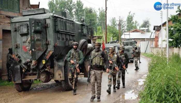 बारामूला: सुरक्षाबलों को मिली बड़ी कामयाबी, तीन आतंकवादियों को किया ढेर