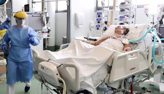 कोरोना इलाज के लिए दिल्ली के अस्पतालों में भर्ती हर चौथा मरीज दूसरे राज्य का निवासी
