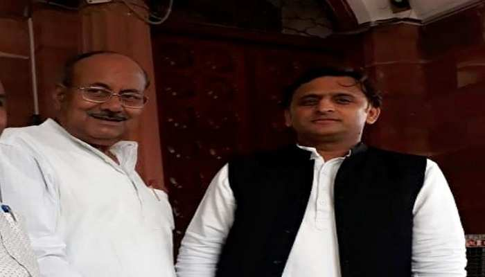लखनऊ: समाजवादी पार्टी नेता सीएन सिंह का लोहिया अस्पताल में इलाज के दौरान निधन, कुछ दिनों से थे बीमार