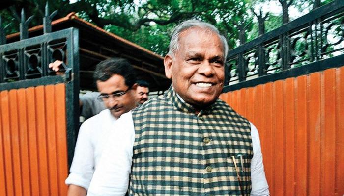 जीतन राम मांझी ने की सीएम नीतीश कुमार से मुलाकात, बताया- 'शिष्टाचार भेंट'