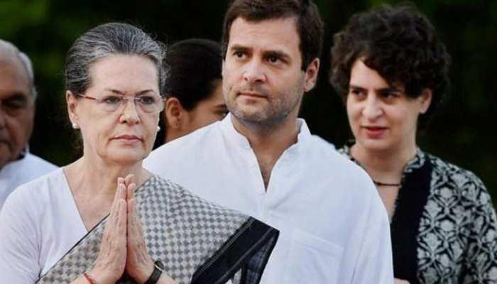कांग्रेस में एक और लेटर 'बम', सोनिया गांधी से कहा- परिवार मोह छोड़कर लें फैसले