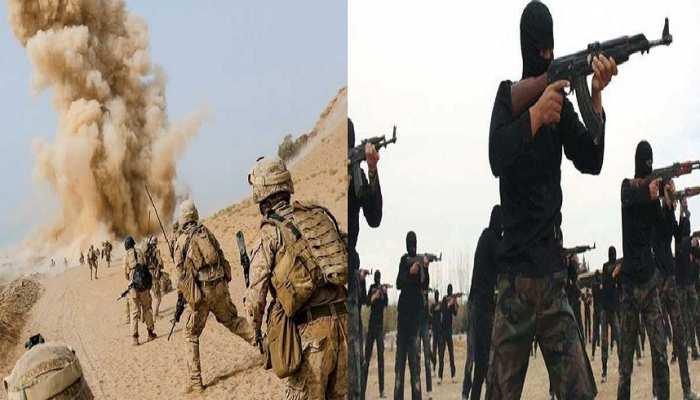 अफगानिस्तान में आतंकवाद पर करारा प्रहार, 25 आतंकी मार गिराए गए