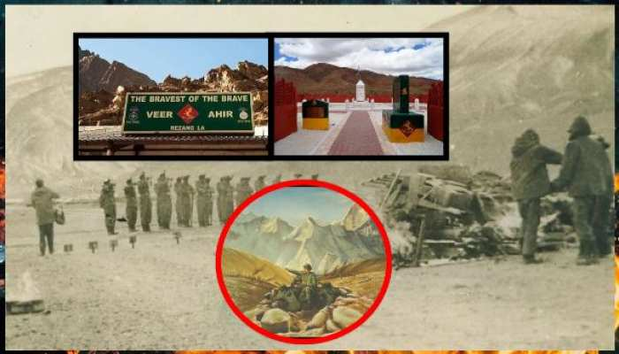 क्या है रेज़ांग ला? जहां भारतीय सेना के 120 जवानों ने 1300 चीनी सैनिकों को मार गिराया था