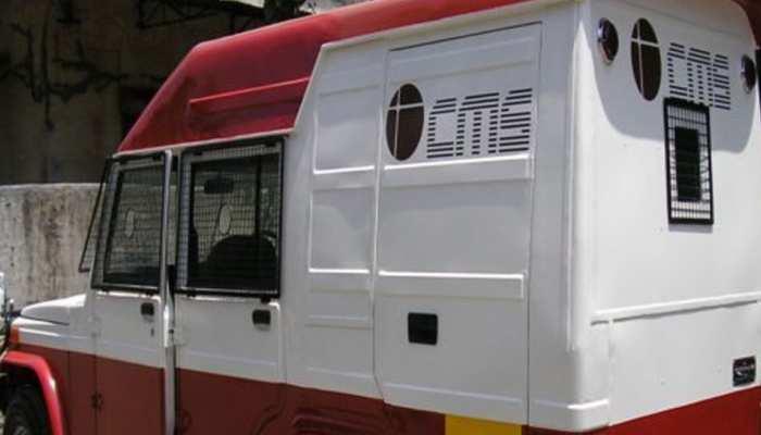 कैश वैन के ड्राइवर ने स्टेट बैंक को लगाई 39 लाख रुपये की चपत