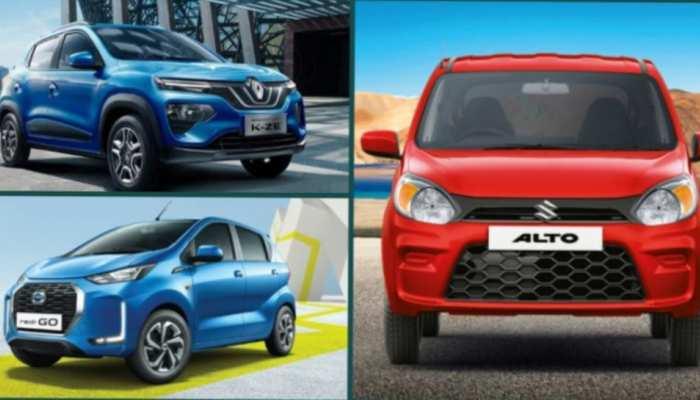5 लाख रुपये में आती हैं ये शानदार 5 कारें, फीचर्स के मामले में किसी SUV से कम नहीं