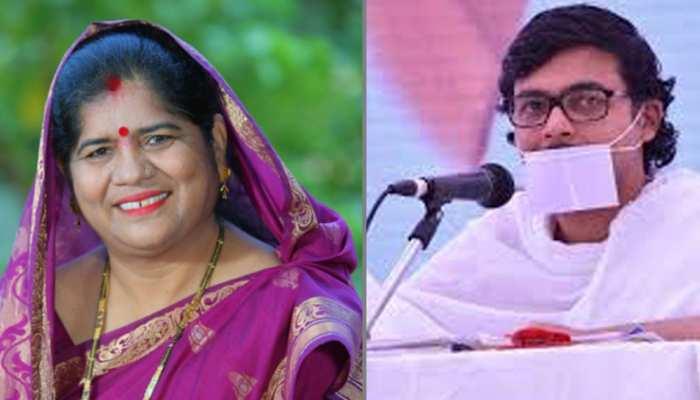 मंत्री इमरती देवी की मांग पर बिफरे जैन संत, सीएम को लेटर लिख कहा- अपना रुख स्पष्ट करें