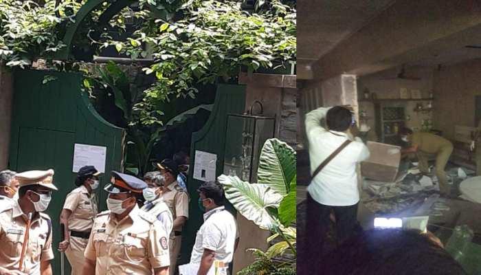 BMC ने दफ्तर पर चलाया बुलडोजर तो कंगना ने महाराष्ट्र सरकार की बाबर से तुलना की