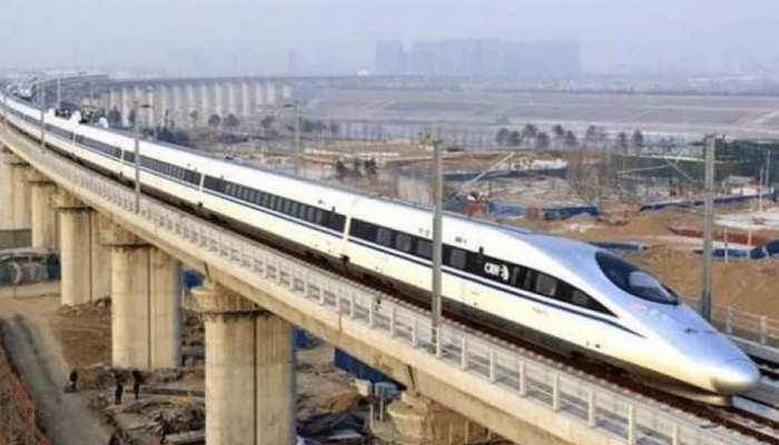 देश में बिछेगा बुलेट ट्रेन का जाल, सरकार ने बनाई ये योजना