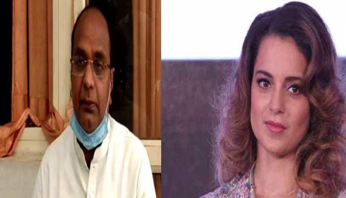 महाराष्ट्र से मध्य प्रदेश तक कंगना पर सियासत, मंत्री सारंग बोले- आदित्य ठाकरे से इस्तीफा लें उद्धव