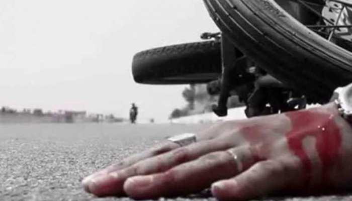 सूरतगढ़ में भीषण हादसा, ट्रक की चपेट में आए बाइक सवार, 1 महिला की मौत