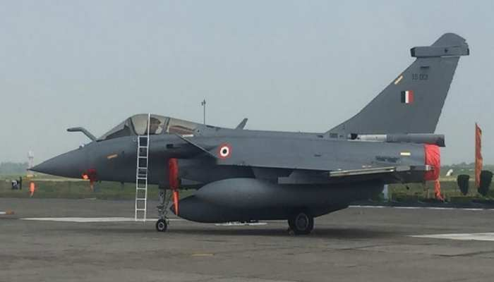 rafale induction ceremony exclusive photos