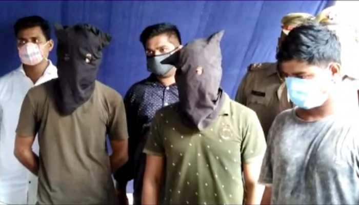 सुल्तानपुर: इनामी लूटेरों की पुलिस कर रही थी तलाश, मुखबिरी के जरिये पकड़े गए