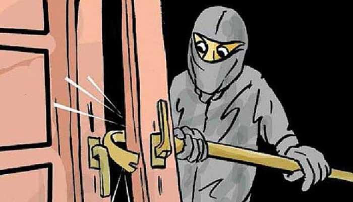 सूरतगढ़ में नहीं थम रही चोरी की वारदात, चोरों ने एक साथ 3 दुकान को बनाया निशाना