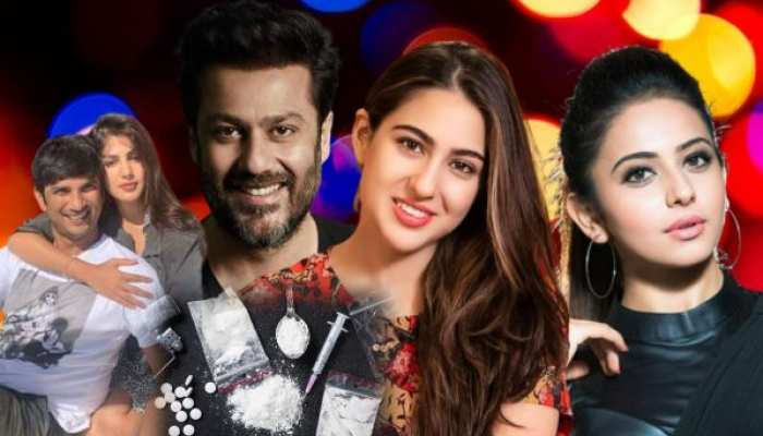 6 Bollywood Stars Exposed in Drugs Connection: Rhea Chrkaraborty's Disclosure