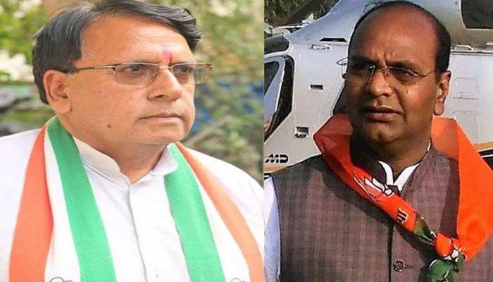 उपचुनाव: पीसी शर्मा बोले-दिल्ली में बनी लिस्ट, BJP का तंज- AICC और PCC में अनबन का नतीजा