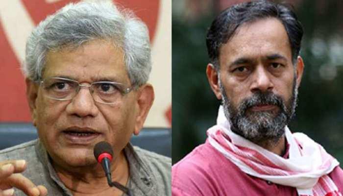 दिल्ली दंगे: चार्जशीट में सीताराम येचुरी और योगेंद्र यादव जैसे बड़े नाम, लगा साजिश रचने का आरोप