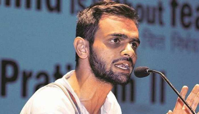 दिल्ली दंगे भड़काने की साज़िश में साबिक JNU स्टूडेंट उमर खालिद गिरफ्तार