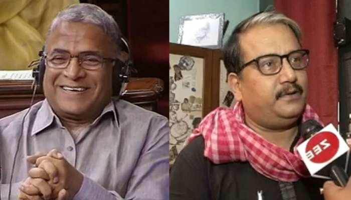 हरिवंश नारायण सिंह दोबारा चुने गए राज्यसभा के उपसभापति, RJD के मनोज झा को हराया