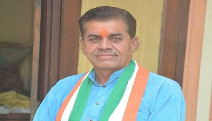 MP: ब्यावरा के कांग्रेस विधायक गोवर्धन दांगी का कोरोना से निधन