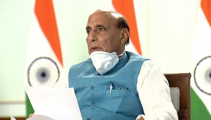 राजनाथ सिंह ने लोकसभा में बताया कि चीन ने भारत कितनी जमीन पर किया हुआ है कब्जा