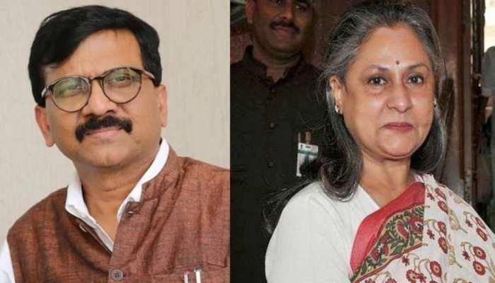 जया बच्चन के सपोर्ट में उतरे संजय राउत, रवि किशन और कंगना पर साधा निशाना