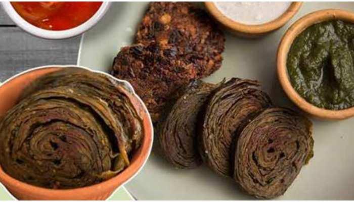 शाम के नाश्ते में बेहद स्वादिष्ट लगते हैं अरबी के पतौड़े/पातरा, इन्हें खाकर भूल जाएंगे पकौड़ों का स्वाद