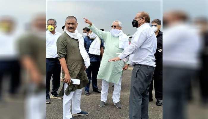 दरभंगा में एम्स को मंजूरी मिलने पर संजय झा ने कहा- यह मिथिला के लिए ऐतिहासिक सौगात