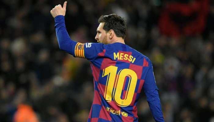 लियोनेल मेसी बने दुनिया के सबसे ज्यादा कमाई करने वाले फुटबॉलर, फोर्ब्स ने जारी की लिस्ट