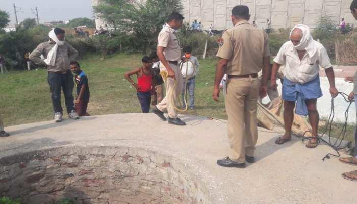 धौलपुर: महिला का शव मिलने से इलाके में फैली सनसनी, जांच में जुटी पुलिस