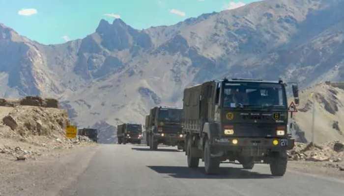भारत-चीन सीमा के आखिरी चेकपोस्ट तक बनी सड़क, सीधे पहुंचेगी इंडियन आर्मी