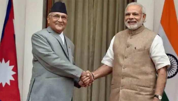 नेपाल के प्रधानमंत्री ओली ने दी PM मोदी को जन्मदिन की बधाई, मजबूत रिश्तों की जताई इच्छा