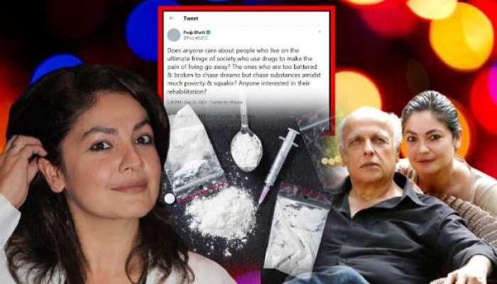 Pooja Bhatt ये क्या बोल गईं? 'दर्द दूर करने के लिए लेते हैं ड्रग्स'