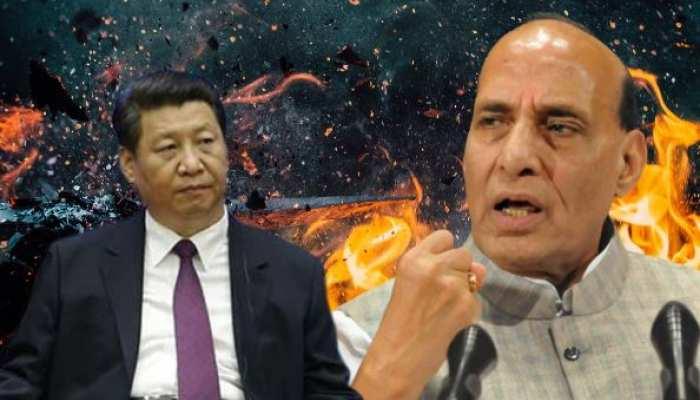 """India Vs China: """"देश का मस्तक ना झुका है, ना झुकने देंगे"""", चीन को लताड़"""
