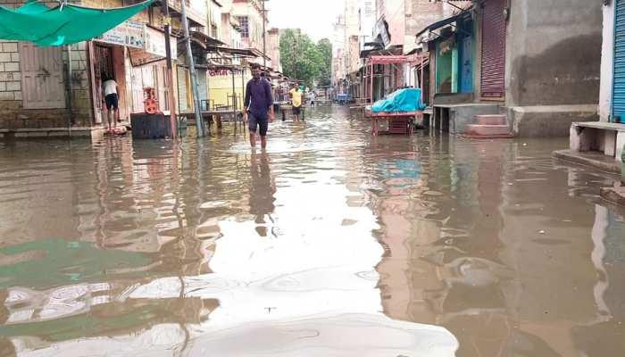 सरदारशहर: चुनावी मुद्दा बनकर रहा गया है जलजमाव की समस्या, वर्षों से जनता परेशान