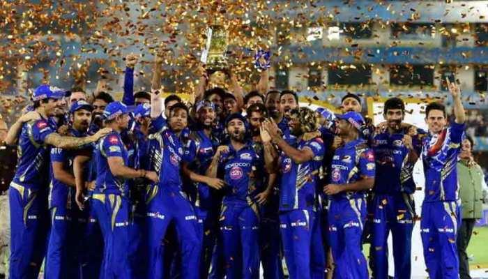 IPL 2020: मुंबई इंडियंस है सट्टेबाजों की पहली पसंद, जानिए किस टीम का है कितना भाव