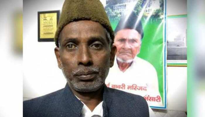 इकबाल अंसारी की मांग, सुप्रीम कोर्ट की तरह CBI कोर्ट भी बाबरी मस्जिद का मुद्दा खत्म करे
