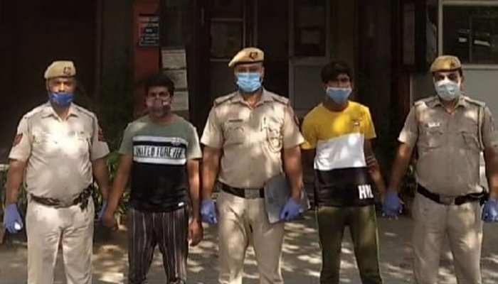 क्रिकेट मैच में सट्टा हारने के बाद आरोपी ने रची खुद के साथ लूट की साजिश